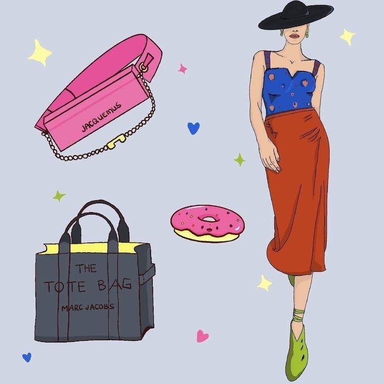 Fashion love:cherry_blossom::ch - itsgiz | ello