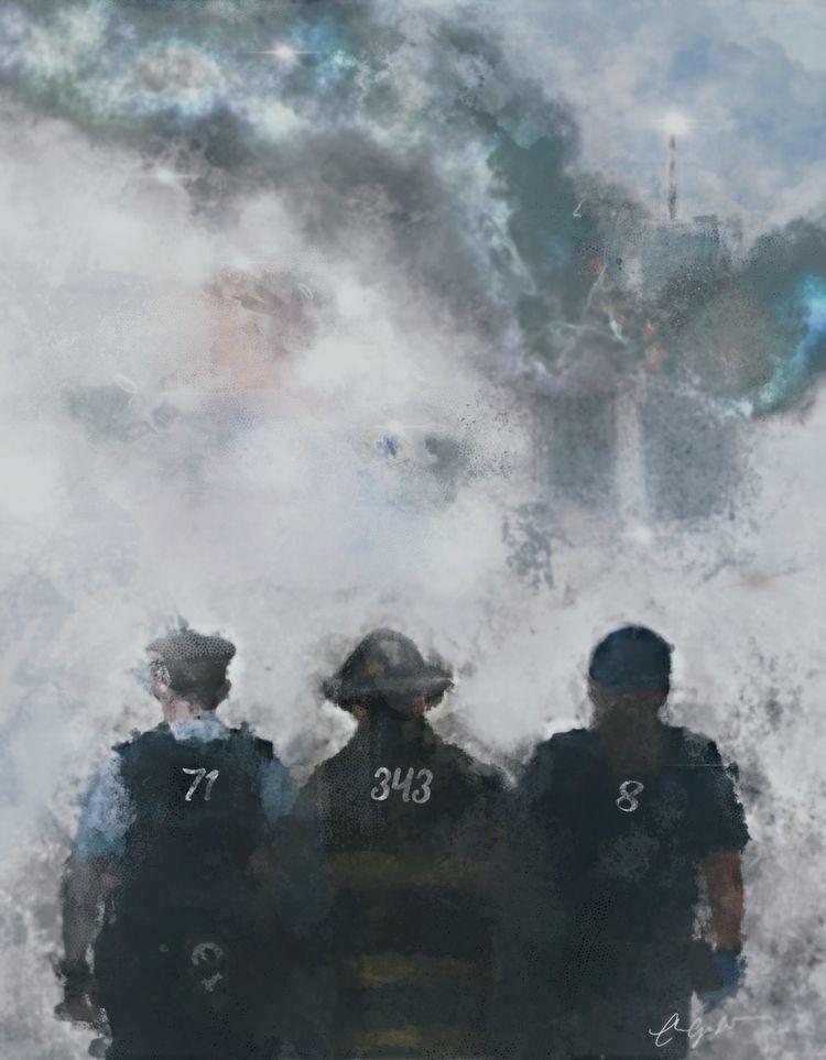 9/11 Responders- Watch - christine_izzie | ello