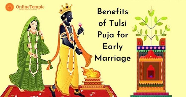 numerous benefits Tulsi puja ea - onlinetemple112 | ello