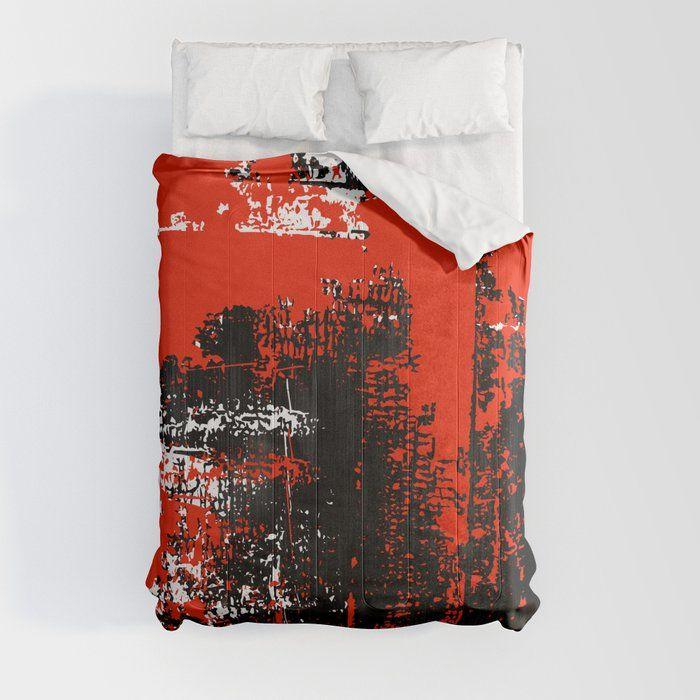 Grunge Paint Black White Red Co - art-heart-and-alternative-mood   ello