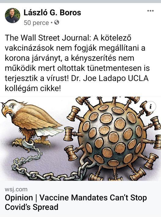 Vaccine Mandates Stop Spread Co - alexforyou | ello