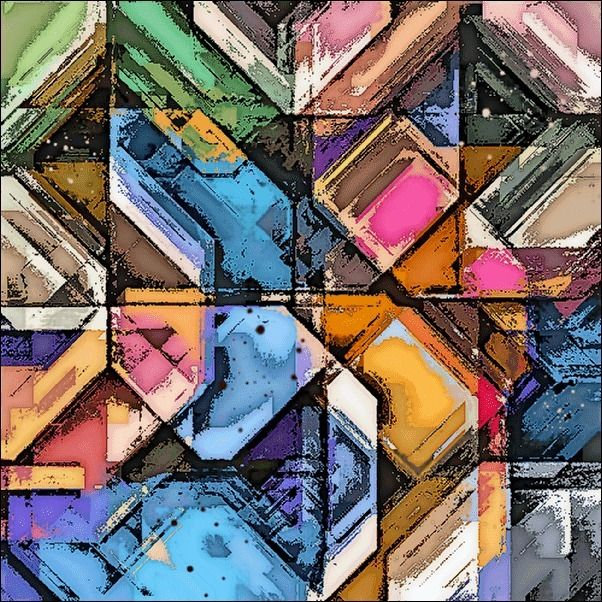 Untitled Abstract 617 - zenwit   ello