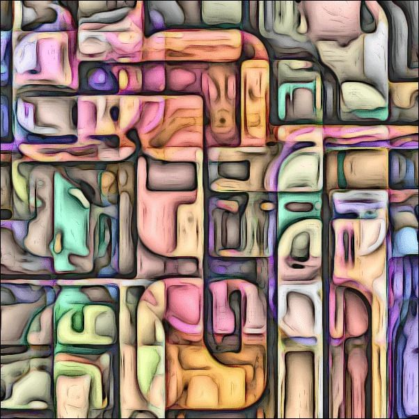 Untitled Abstract 618 - zenwit   ello