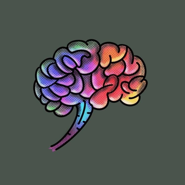 brain - ampedvoxel   ello
