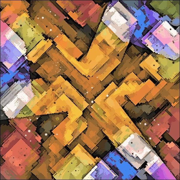 Untitled Abstract 620 - zenwit   ello