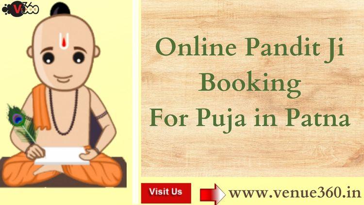 Pandit ji puja wedding provide  - venue360   ello