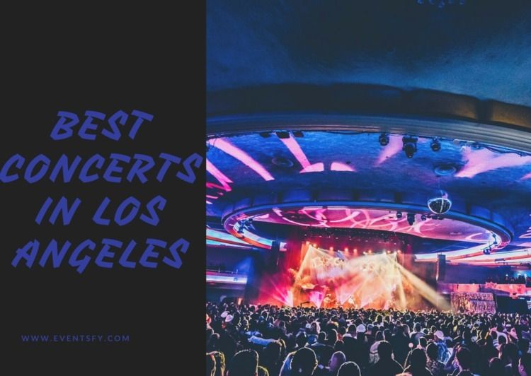 Catch Concerts Los Angeles catc - eventsfy | ello