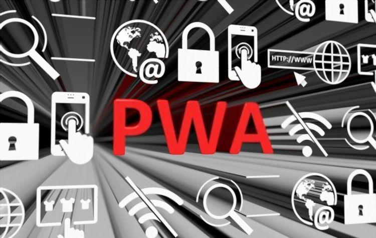 PWA development services cover  - niravdoshi | ello