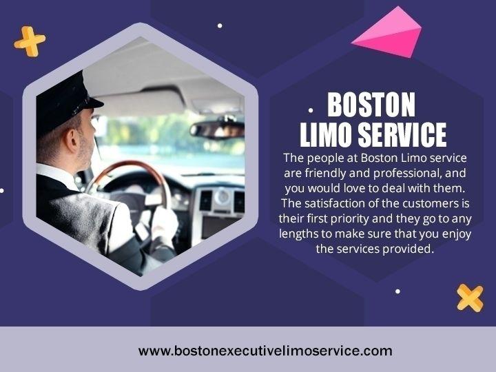 Boston Limo Service Hiring limo - bostonexecutivelimoservice   ello