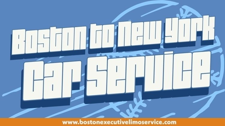Boston York Car Service Choosin - bostonexecutivelimoservice   ello