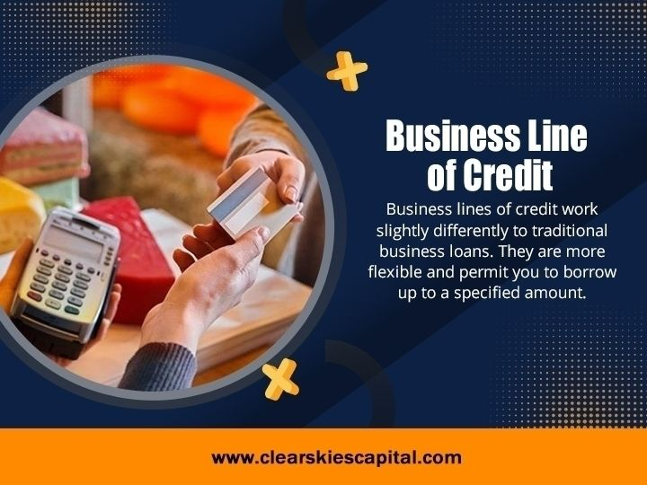 Business Line Credit Credit? LO - clearskiescapital | ello