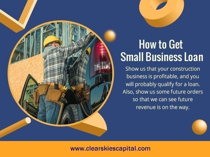 Small Business Loan Find Google - clearskiescapital | ello