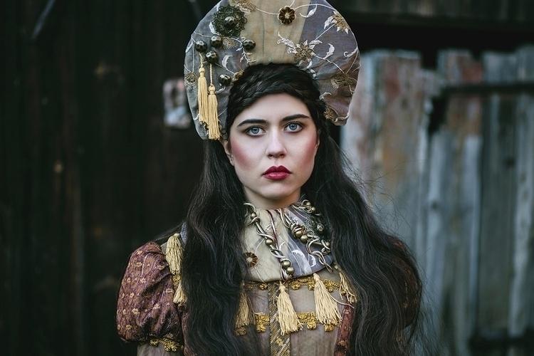 Natalia Matysek (madamedentelle2) - Róża Klaudia Starońska - dsg Garderoba Lucy (garderobalucy) - cpt by phg - Soulless Folklore.jpg