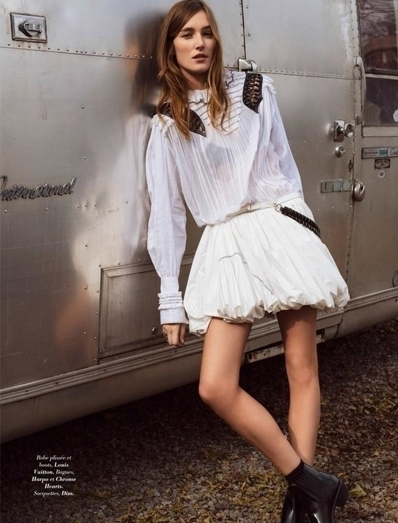 Photographer by Robert Nethery. Styling by Jordan M. Makeup by Yacine Diallo. For Glamour France. 6.jpg