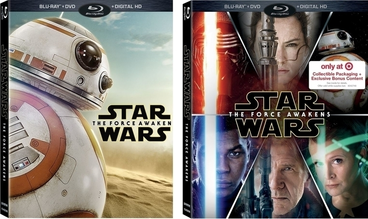 Force Awakens Blu-Ray release set for early April.JPG