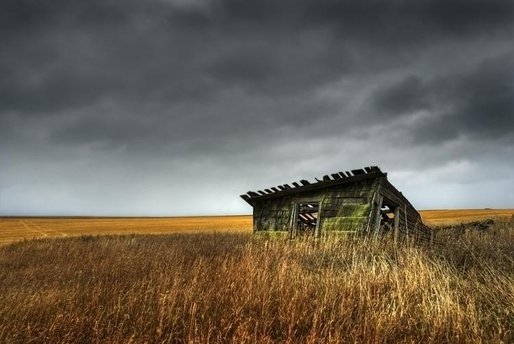 prairie shack