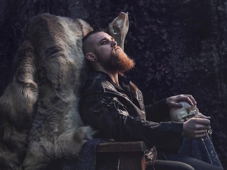 Michel Canavaggia (Mr Cana Photography) - Charlie @ Inked & Bearded Model - hmua Mimi Martin - sty Laura TwoCity.jpg