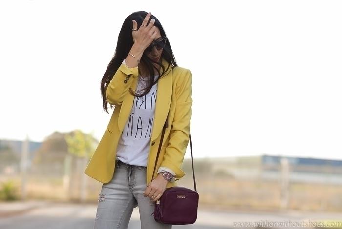 Blogger_moda_urbana_casual_chic_deportiva+Blazer_amarilla_ZARA+Reloj_esfera_granate_ROLEX+IMG_8966.jpg