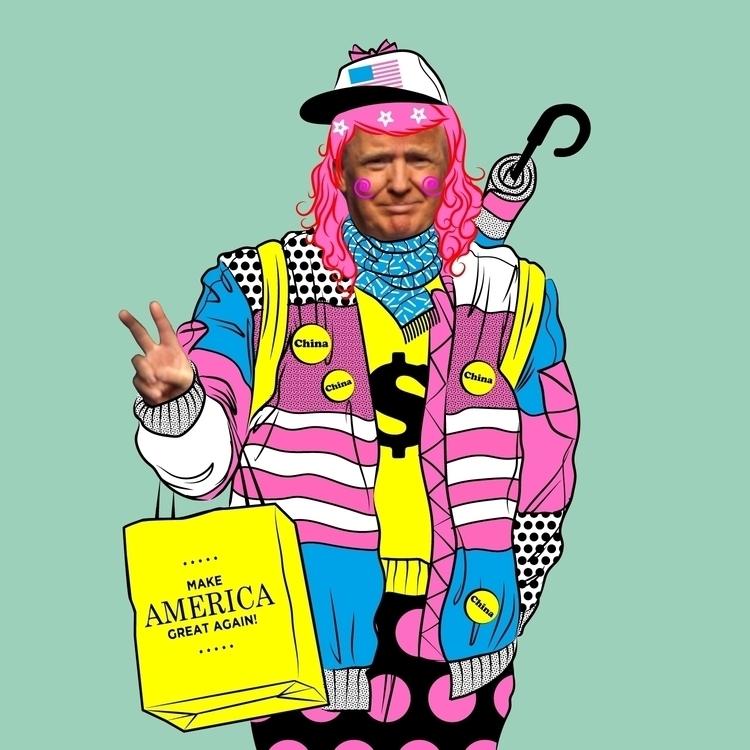 harajuku_Trump_ink2b