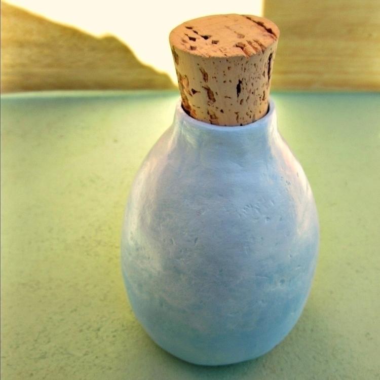 light_blue_paper_mache_bottle_wet_vase_with_cork_stopper13.jpg