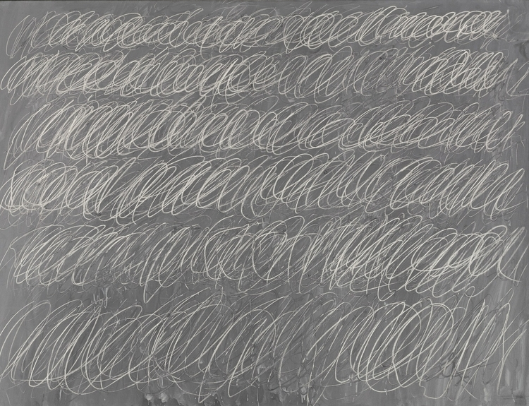 Cy Twombly, Untitled -New York City-1968.  Image Courtesy Sotheby's.jpg