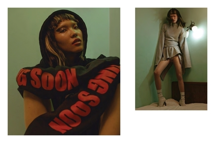 Vetements for High Snobiety. Photo by Liu Song. Styling by Cheng Feng. Makeup by Xin Miao. Model Liu Jia Tong. 4.jpg