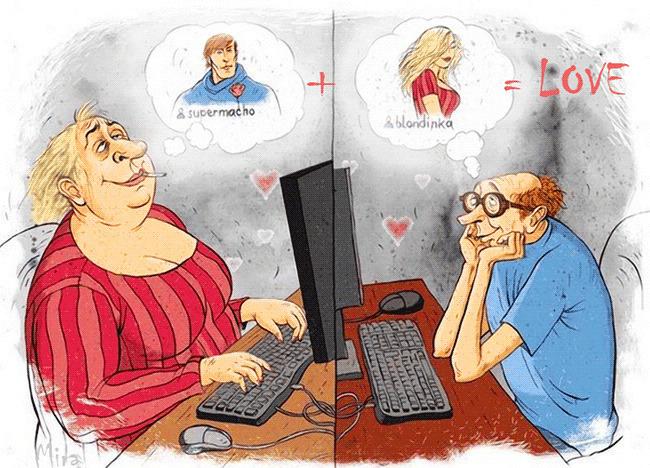 Знакомства в интернете love