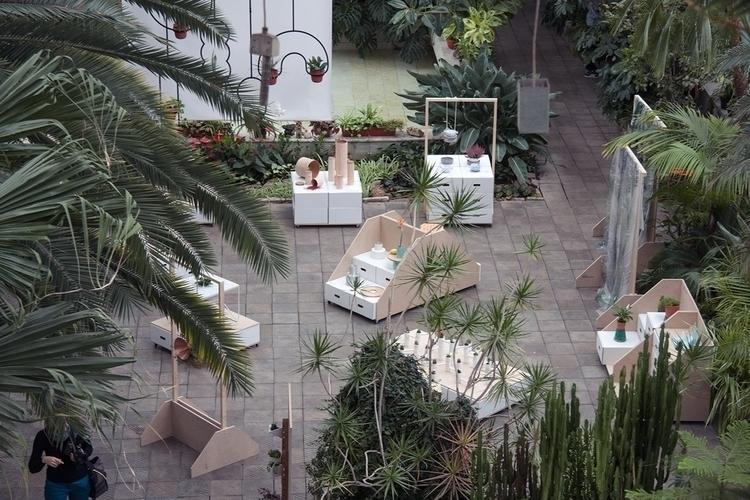 Exhibition design - Naturalist - facultativeworks | ello