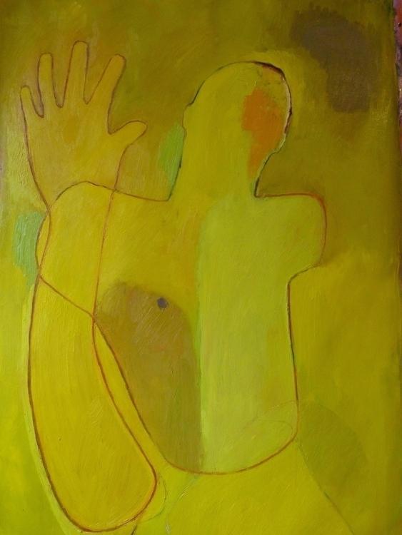 Fragmen 1 Painting, January 201 - charlyhoa | ello