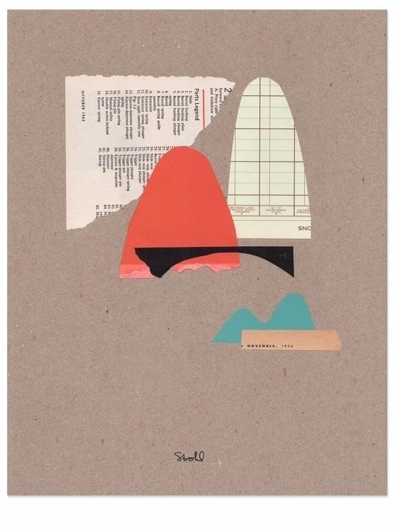 Chipboard 17 // Screenprint &am - thestrohls | ello