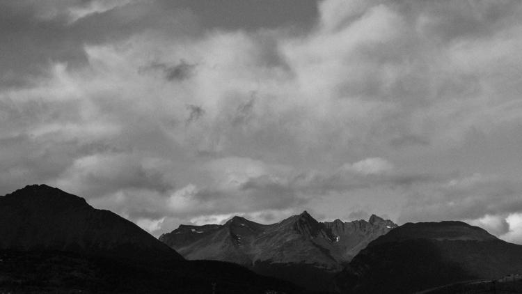 The Andes II. Patagonia. 2017.  - horaciolorente | ello