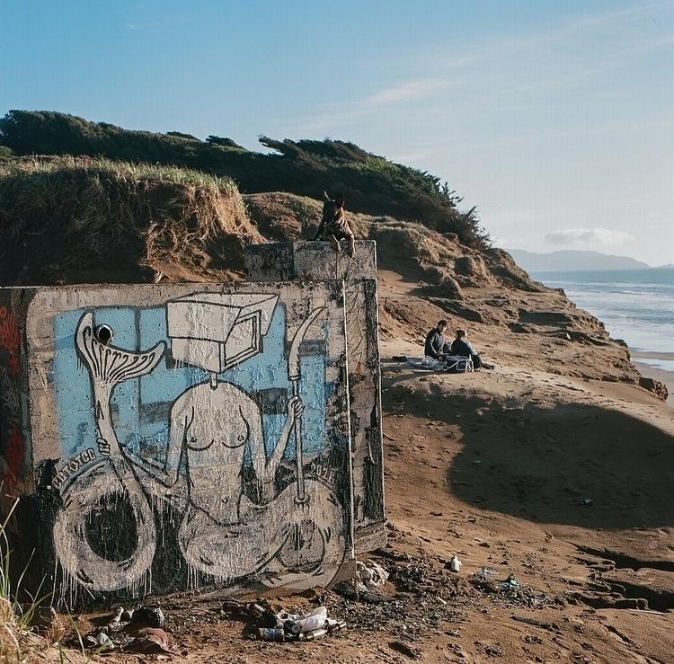 beach oceanbeach cctvtcc ellofi - teetonka | ello