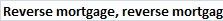 Find reverse mortgage informati - seniorsfinance   ello