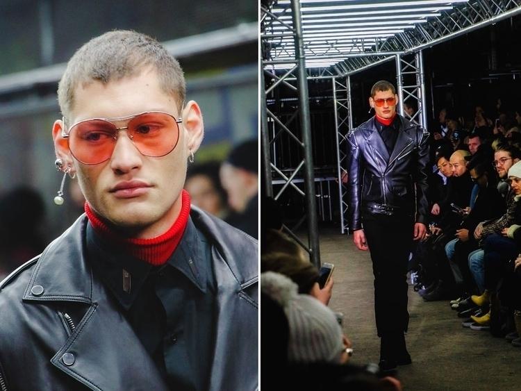 Icosae - Menswear Paris Fashion - fashionsnap | ello