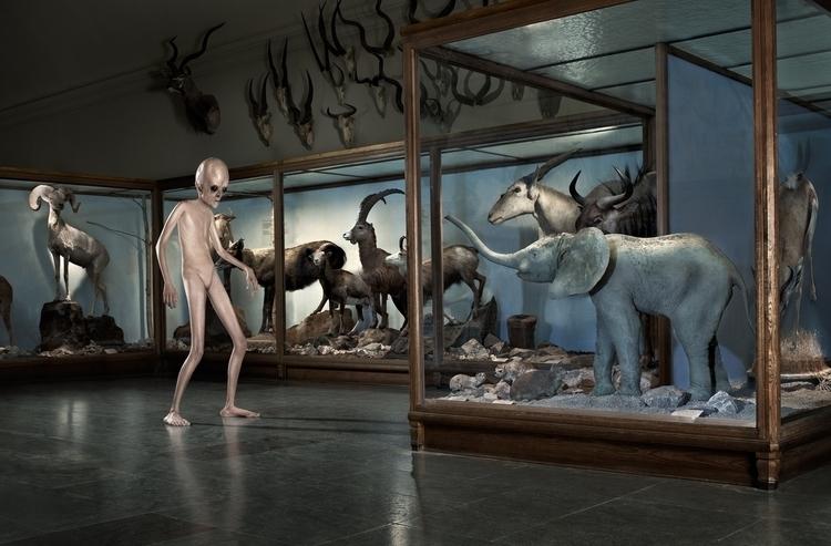 Stranger strange pursuit art... - aorta_photography | ello