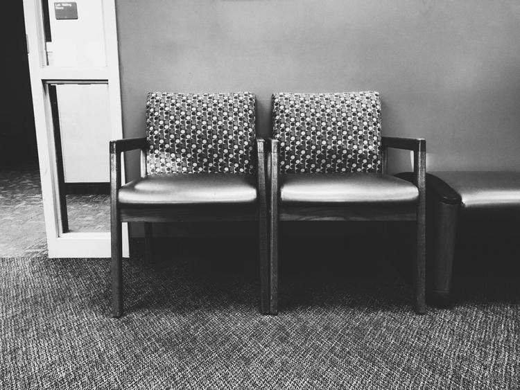 No. 18 — Waiting Room 365projec - theopie | ello
