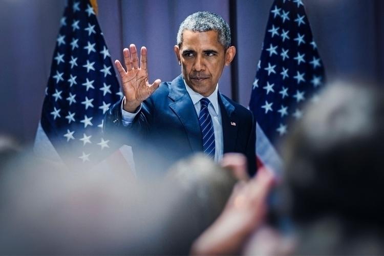 I shot frame President Obama wa - drewgurian | ello