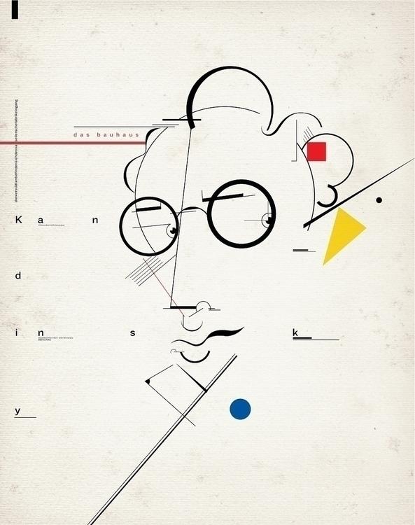 Kandinsky Portrait Bauhaus Move - bauhaus-movement | ello