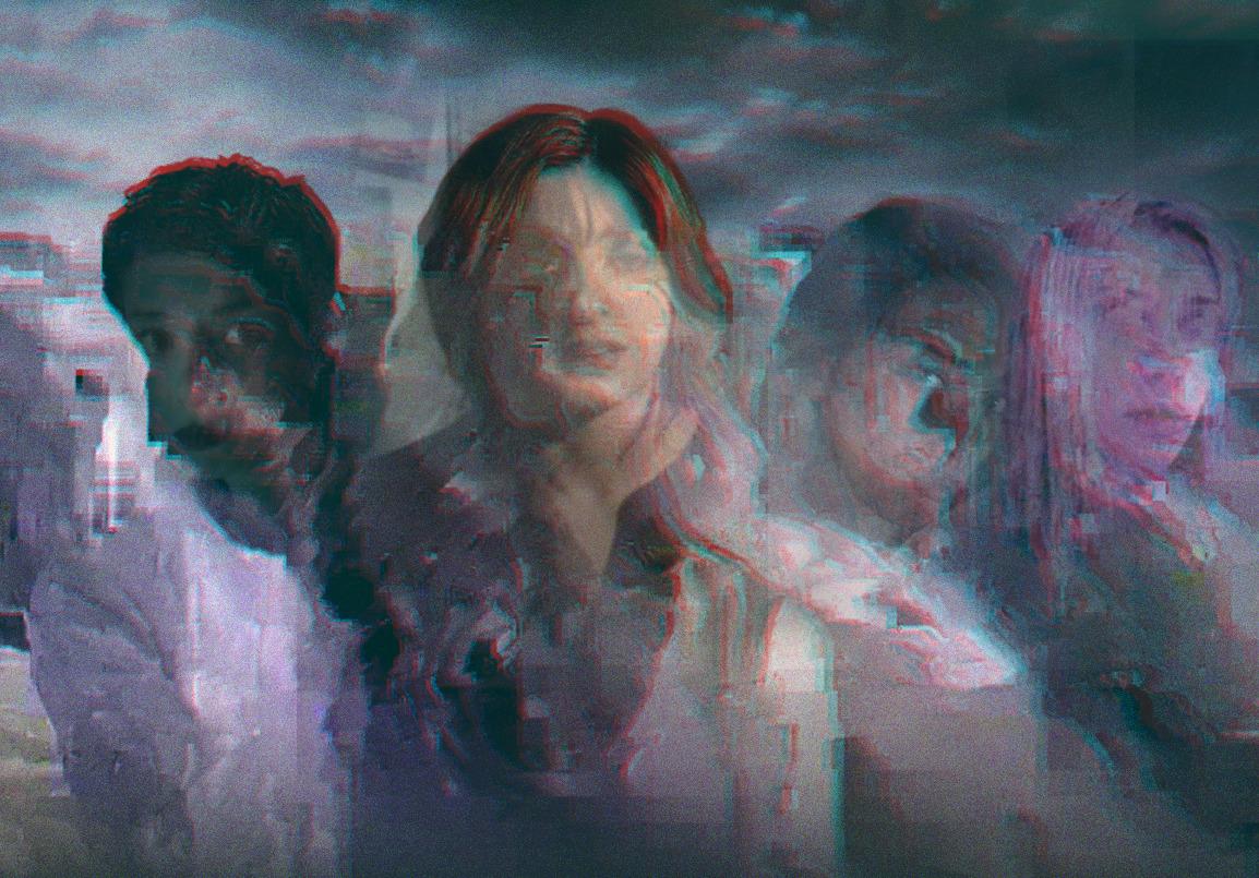 work upcoming exhibition glitch - subtlegraces | ello