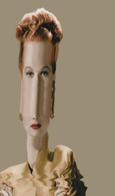 Lucille Ball / 2017 Scanography - parkerandloulou | ello