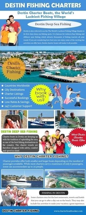 Destin Charter Fishing Consider - gulfshoresoffshorefishing | ello