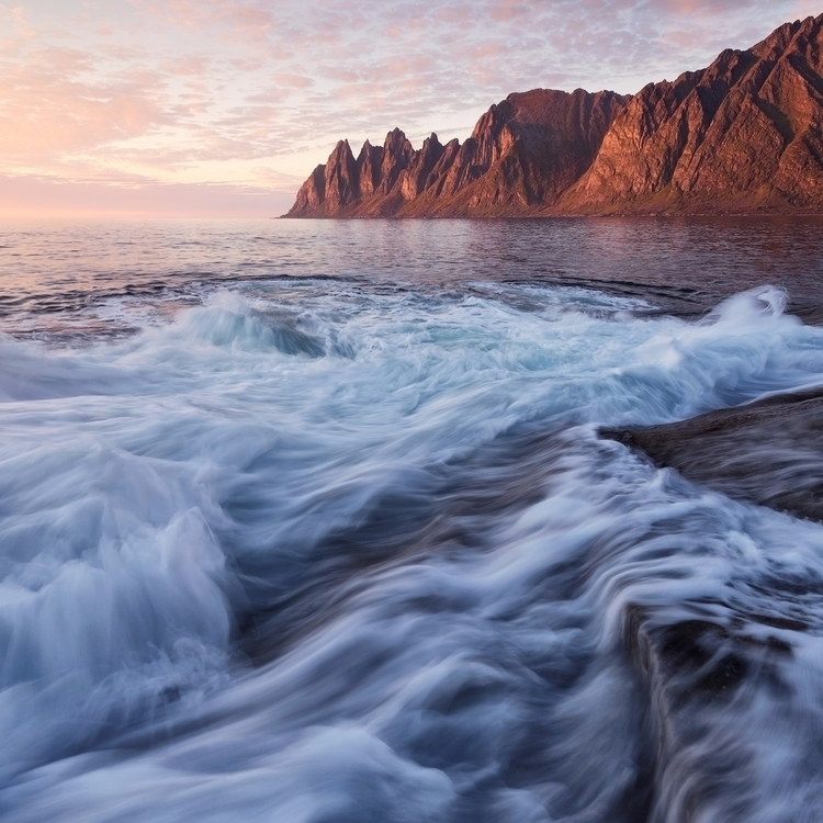 The charming waters Senja Norwa - felixinden | ello