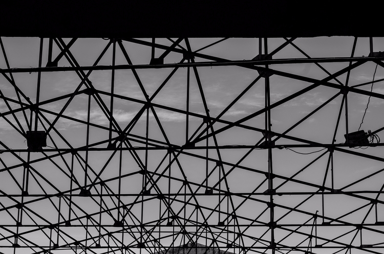 Post-industrial geometry (Athen - kostasarvanitis | ello