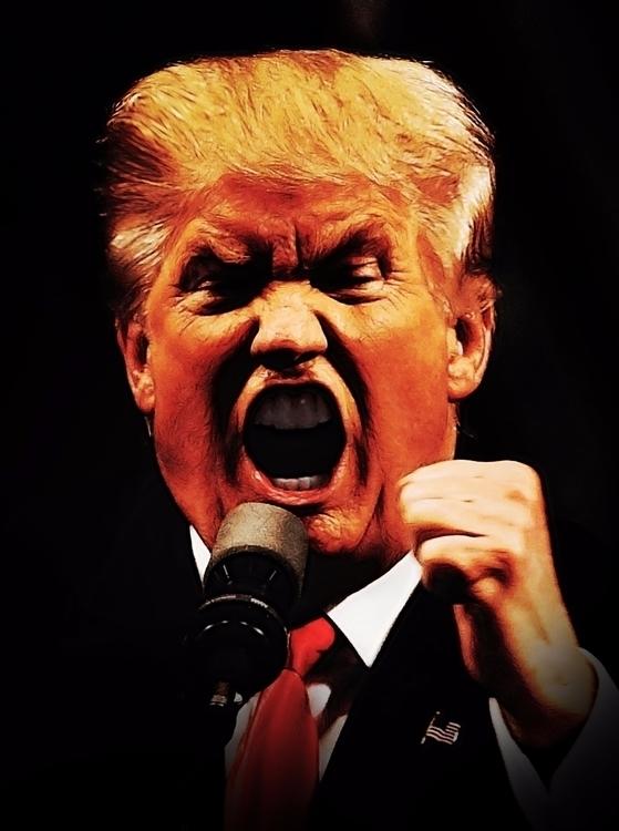 Trump - zebmachine   ello