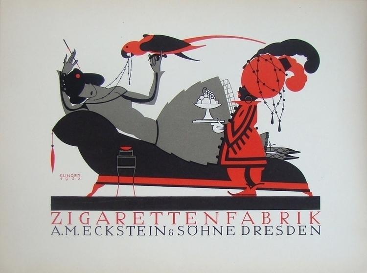 Julius Klinger, 1922 - arthurboehm   ello