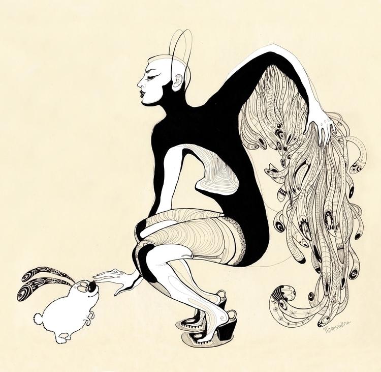 soul angel mirosedina graphic - mirosedina | ello