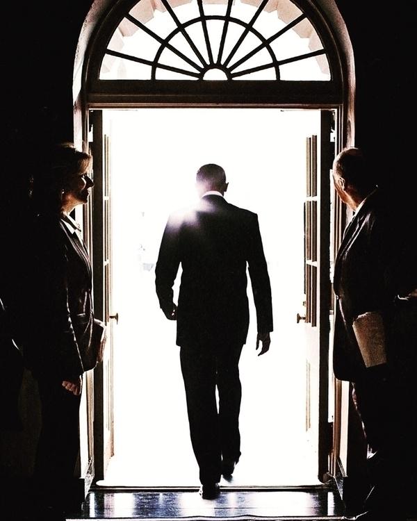 Obama The End !! Photographie - atmansayd   ello