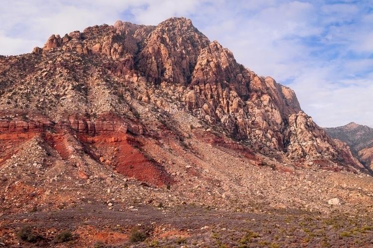 A Pile Orange Rocks rocky pinna - mattgharvey | ello