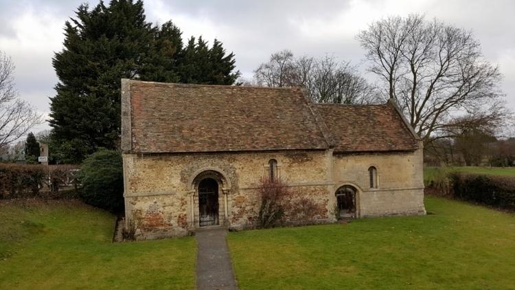 Leper Chapel I live. More info  - shugmonkey   ello