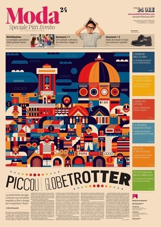 Child+fashion+Florence - Illust - argijale | ello